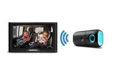 Garmin Drive 50Lm Gps Navigator With Garmin Baby Cam