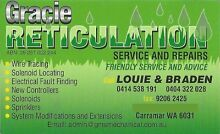 Gracie Reticulation Services Carramar Wanneroo Area Preview