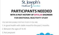 Individuals with past Bipolar Disorder Needed for Research