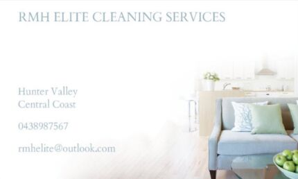 Cleaning Contract WANTED Newcastle 2300 Newcastle Area Preview