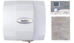 New-in-box APRILAIRE Humidifier (forced air) Model 700. $260 new