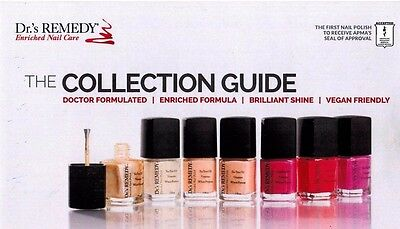Dr's Remedy Nourishing Nail Polish Color and Treatment Coat