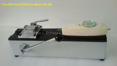 Brand New Wire Terminal Pulling-out Force Meter Tester Adl