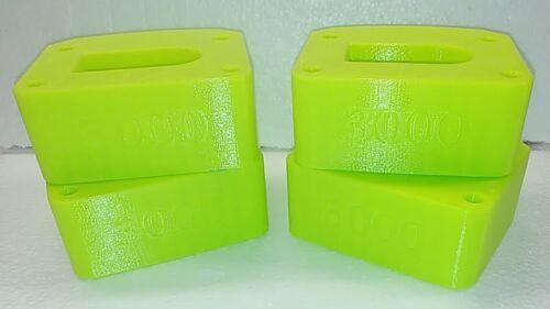 TurboSound iP3000 series Pin Protectors Highlighter green (Pair ofiP3000 units)