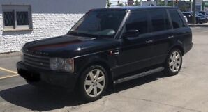 2005 Range Rover HSE - AS IS
