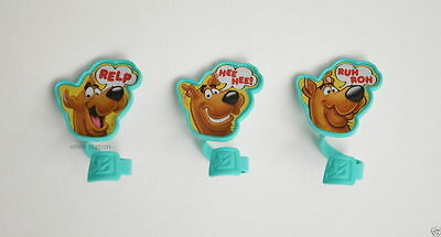 12 Scooby Doo Cup Cake Rings Topper Kid Party Goody Loot Bag Filler Favor - Scooby Doo Cupcake Toppers