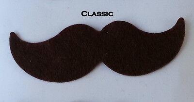 mustache costume, dress up, photo prop, Face sticker, Mario, Luigi