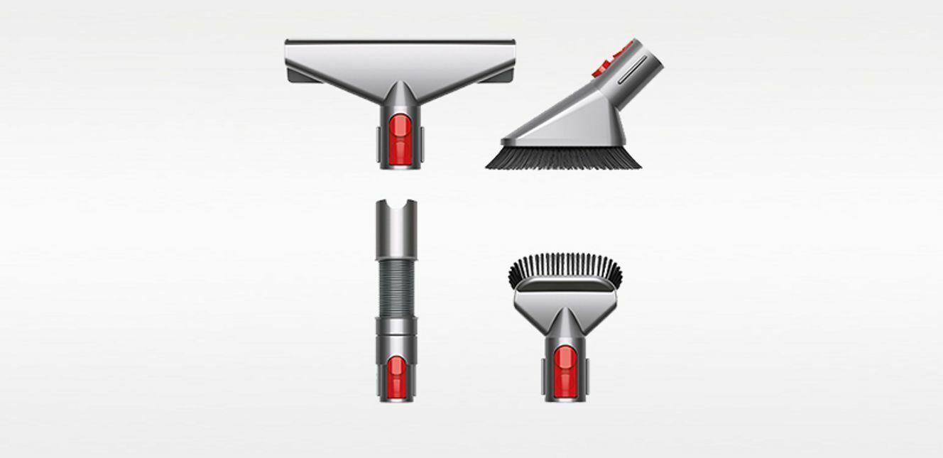 Genuine Hose Tool Kit Works with Dyson Stick Vac HH11, SV10,