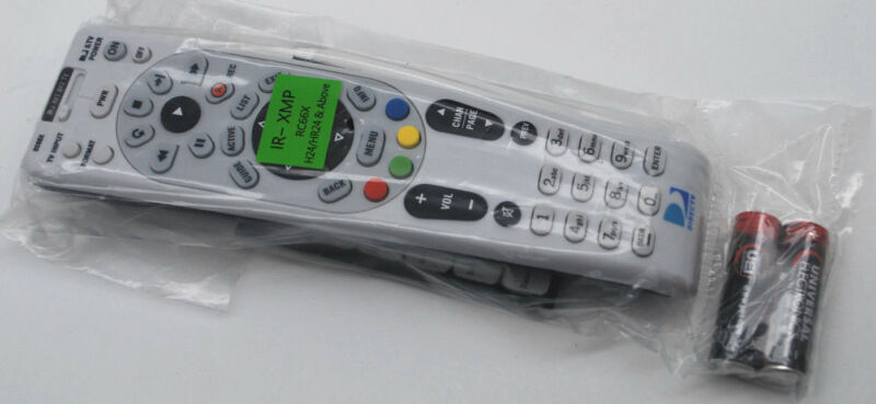 DIRECTV Universal Remote Control RC66X H24 H25 HR24 2AA BATTERY 90 days warranty