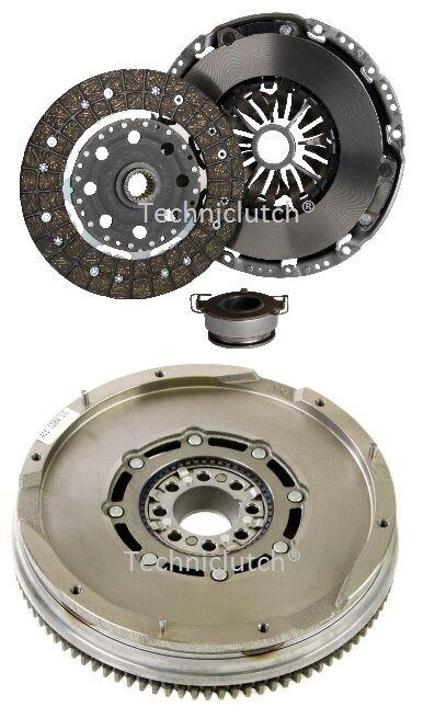 Fits BMW E53 X5 3.0i 2003-2004 Dual Mass Flywheel DMF LuK Clutch Kit 240mm 03078