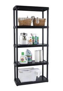 Used Resin/plastic shelf.