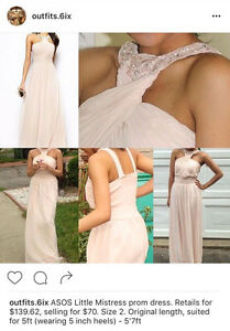 Gown/prom dress