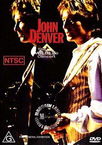 JOHN DENVER: The WILD LIFE Concert : NEW DVD