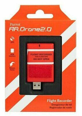 Parrot AR.DRONE 2.0 Flight Recorder: GPS, 4GB, Return To Takeoff Spot Feature
