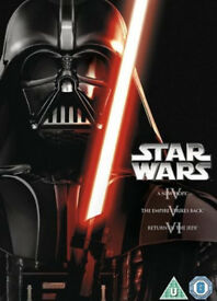 Star wars 1-6 dvds (Two trilogy boxsets)