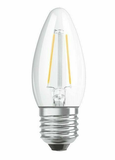 Opple LED E27 7W Matt Warmweiß Dimmbar Leuchtmittel Filament A60 A++