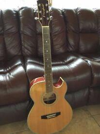 Westfield semi-acoustic guitar for sale