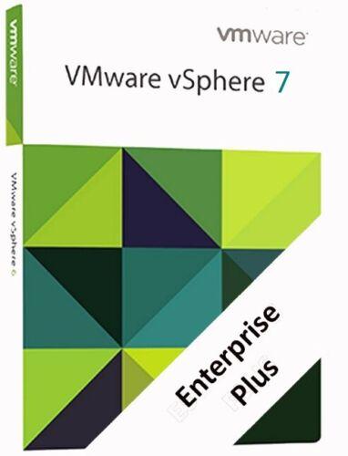 Vmware 7 Esxi Vsphere Enterprise Plus ✅ License 3 Keys ✅  Lifetime Fast Delivery