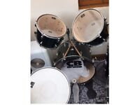 good quality drums in very good condition