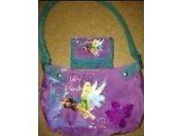 Tinkerbell bag