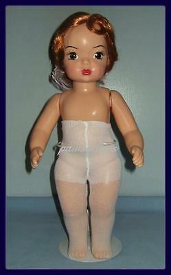 Terry Infant Doll (SOPHIA'S White Nylon Knit Doll TIGHTS  fit TERRI LEE Chatty Patty Bitty Baby )
