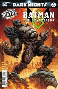 Batman The Devastator #1 Foil Cover ... Willing to Ship