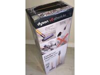 Dyson v8 absolute boxed brand new