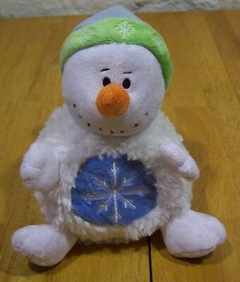 CUTE SOFT SNOWBALL SNOWMAN 8