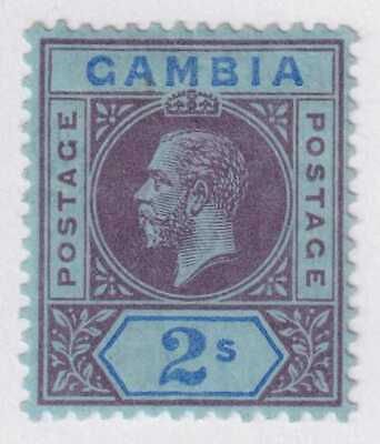 GAMBIA 83 MINT HINGED OG*  NO FAULTS EXTRA FINE