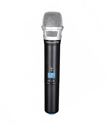 UHF Wireless Hand Held Microphone 100 Channels For G-622 GTD Audio for sale  Shipping to Nigeria