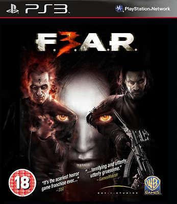 Fear 3 ~ PS3 (in Great Condition) segunda mano  Embacar hacia Argentina
