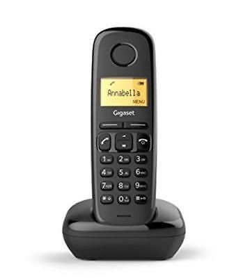 Siemens TELEFONO CORDLESS GIGASET A170 NERO (S30852H2802K101) (0000038924)