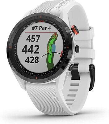 Reloj GPS approach garmin s62 blanco