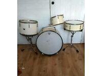 Vintage drum kit 50/60's