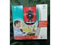Logitech QuickCam Pro 500 Web Camera - New