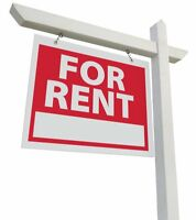 2 1/2 - 3 1/2 - 4 1/2 - 5 1/2 APARTMENTS FOR RENT WEST ISLAND