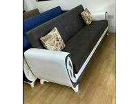 ❄️🥳 HUGE SALES TURKISH LINEN SOFA BED HIGH QUALITY SETTE FAST DELIVERY
