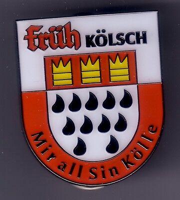 Früh Kölsch - Mir all sin Kölle - Pin - limitiert auf 500 Stück !!!