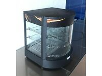 NEW SPECIAL PIZZA WARMER DISPLAY HOT CABINET UP TO 16″PIZZA