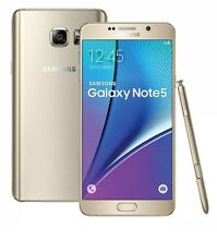 Samsung Note 5 Gold 32gb Bossley Park Fairfield Area Preview