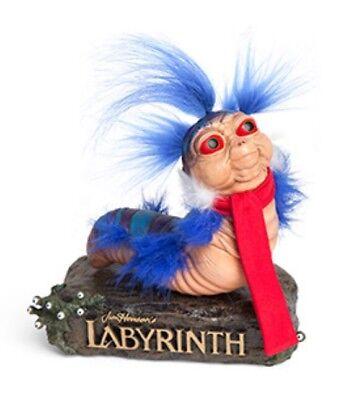 Labyrinth 'Ello Worm 1:1 Scale Statue Figure 5 3/4