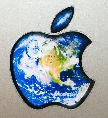GLOWING EARTH Apple Sticker Macbook Pro Air Mac Laptop DECAL 11,12,13,15,17 in