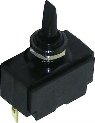 Invincible Marine Plastic Lever Onoffmom Toggle Switch Max 15amp Black Br51310