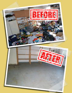 TRASH REMOVAL CLEANING SERVICE CALL OR TEXT TODAY
