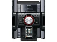 Sony MHCEC79I.CEK Mini System with Direct iPod Dock - EXCELLENT CONDITION