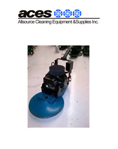 For Rent: Propane Floor Burnishers Floor Buffers
