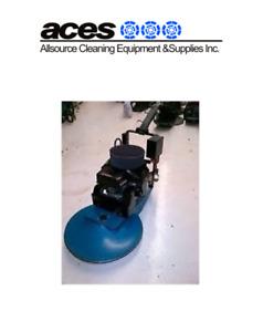 For Rent: Propane Floor Burnishers Floor Buffers