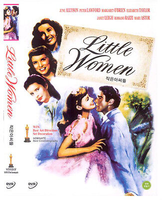 LITTLE WOMEN (1949) New Sealed DVD June Allyson