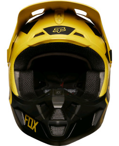 Fox racing full face helmet new worn twice