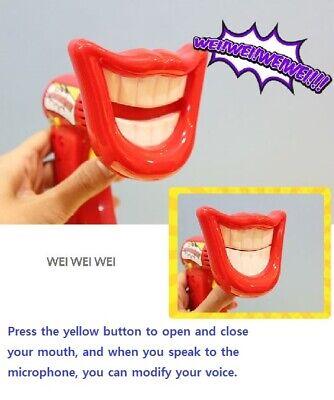 Funny Mouth Voice Modifying Wei Wei Wei Toy